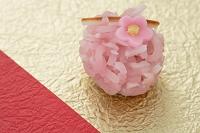 梅の花の和菓子
