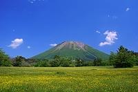 鳥取県 桝水高原と大山