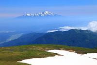 山形県 月山より鳥海山