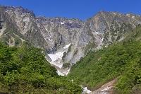 群馬県 一ノ倉沢と谷川岳