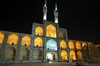 イラン アミール・チャフマーグモスク