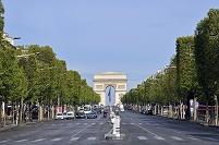 フランス パリ シャンゼリゼ通り