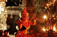インドネシア バリ島 バリダンス