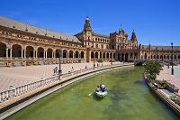 スペイン セビリア スペイン広場
