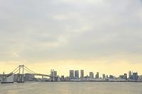 東京都 東京港のパノラマ