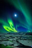 アイスランド オーロラ