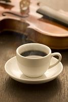 コーヒーとバイオリン