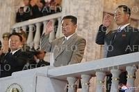 北朝鮮 建国73周年