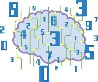 人工知能 計算のイメージ