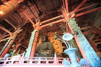奈良県 東大寺 奈良の大仏