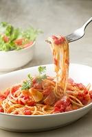 スパゲティー  トマトソース