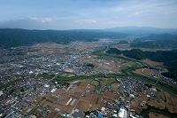 静岡県 狩野川(塚本周辺より伊豆の国市方面)