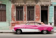 キューバ 車