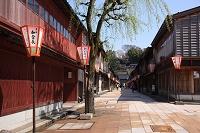 石川県 金沢市 ひがし茶屋街