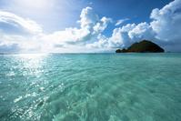パラオ 海と島