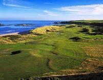 イギリス クルーデンベイ・ゴルフクラブ 13番ホール スコットランド