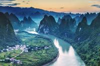 中国 広西チワン族自治区 陽朔