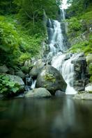 北海道 千歳市 美笛の滝