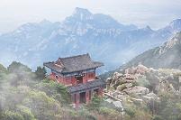 中国 泰山 弘徳楼