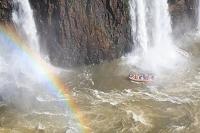 ブラジル・アルゼンチン国境 イグアスの滝