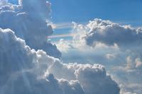 青空と積乱雲