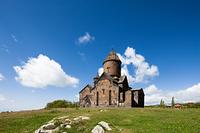 アルメニア アラガツォトゥン地方 サグモサヴァンク修道院
