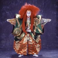 歌舞伎「連獅子」