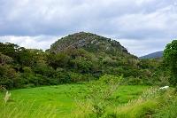 石垣島 北部の山岳地帯