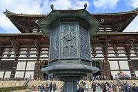 奈良県 奈良市 東大寺 燈籠