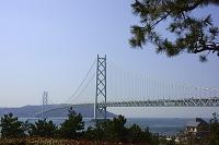 兵庫県 明石海峡大橋