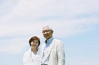 空とシニア夫婦