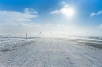 アメリカ合衆国 アラスカ ダルトンハイウェイ