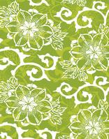 花柄パターン