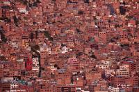 ボリビア ラパス