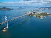香川県 瀬戸大橋
