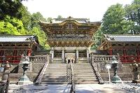 栃木県 日光東照宮の陽明門