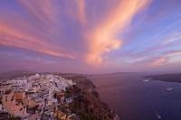ギリシャ サントリーニ島 フィラ