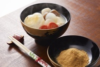 奈良のお雑煮