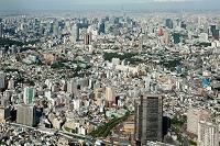 東京都 恵比寿より六本木方面