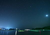 星降る海岸