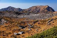 富山県 室堂山 奥大日岳