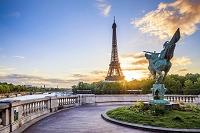 フランス パリ エッフェル塔