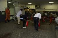 オフィスビルの避難訓練・防災訓練