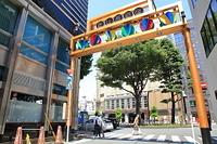 東京都 恵比寿銀座商店街