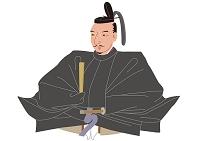 衣冠装束の織田信長