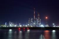 大分県 大分の工場夜景