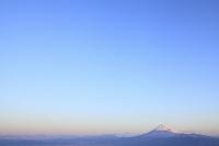 静岡県 富士山と南アルプス
