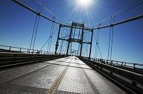 カナダ オンタリオ サウザンド・アイランド橋