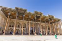 ウズベキスタン ブハラ バラハウズ・モスク
