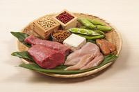 たんぱく質を多く含む食品